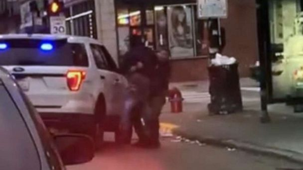 2nd Chicago police officer relieved of duties amid investigation into body-slamming incident