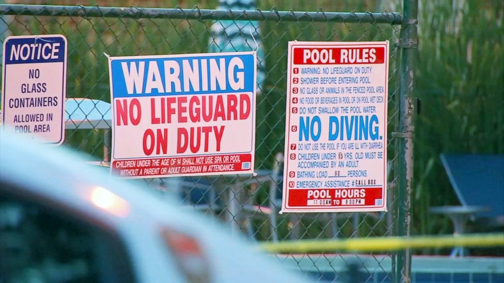 3 People Die After Being Pulled From Apartment Swimming Pool In Nc