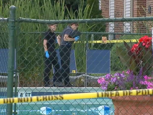 3 people die after being pulled from apartment swimming pool