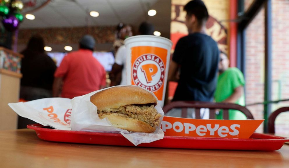 Guy Sues Popeyes For Running Out Of Chicken Sandwiches