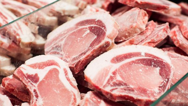 Over 500,000 pounds of pork recalled