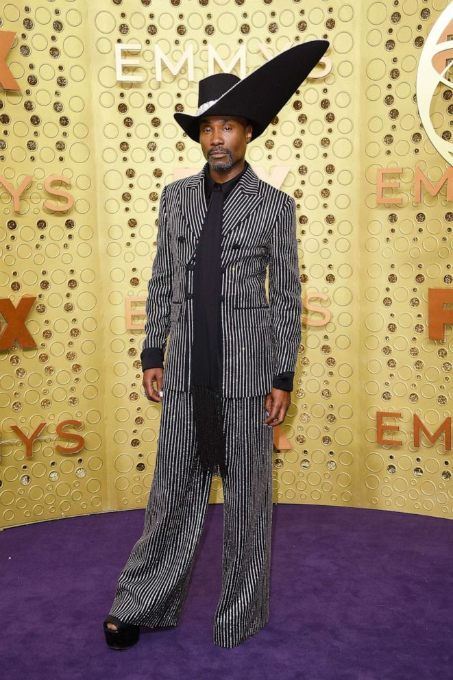 PHOTO: Billy Porter attends the 71st Emmy Awards at Microsoft Theater on September 22, 2019 in Los Angeles, California.