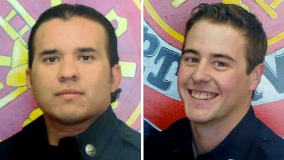 13-jährigen fing Feuer, das getötet 1 Feuerwehrmann, Links eine weitere werden vermisst