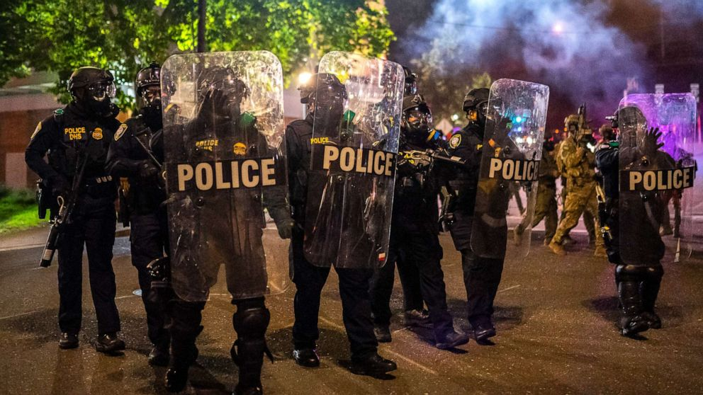 Portland, Oregon, and Oakland, California sue over federal law enforcement presence for protests