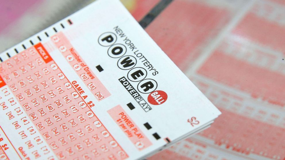 Numbers drawn for nearly half a billion Powerball jackpot thumbnail