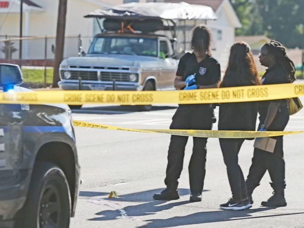 Pregnant woman Auriel Callaway shot, killed in Georgia while
