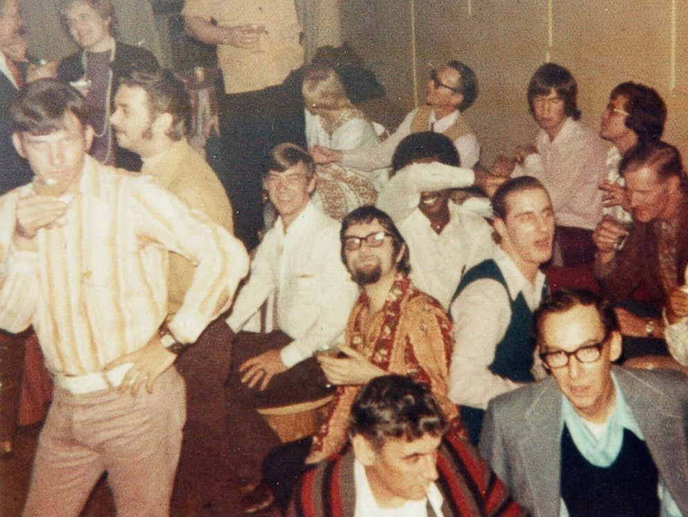 PHOTO: Patrons of the UpStairs Lounge are pictured in an undated handout photo.