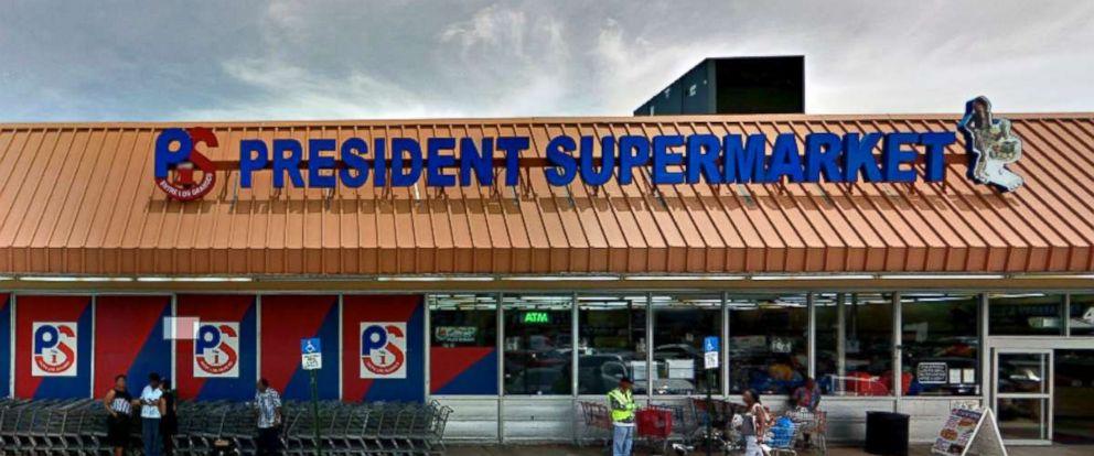 PHOTO: Presidente Supermarket, Miami.