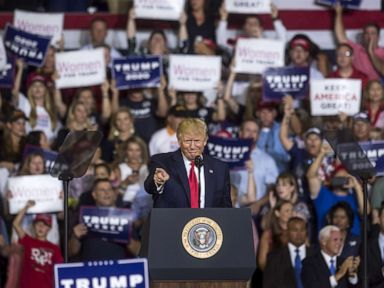 'Start Here': Trump rallies base, privacy concerns over FaceApp, Ebola emergency