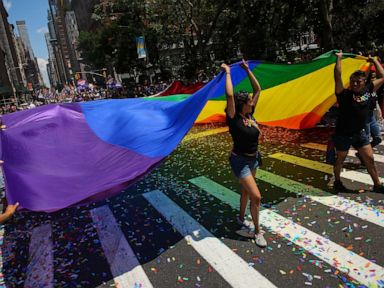 More Americans identify as LGBT than ever before: Poll