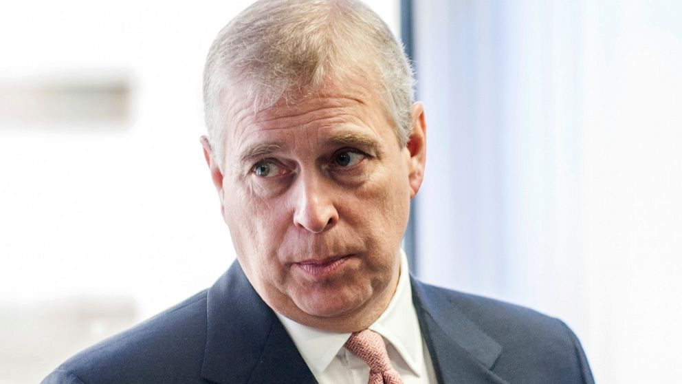 Prince Andrew to step back from public duties due to 'ill-judged association' with Jeffrey Epstein