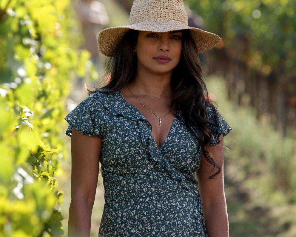 PHOTO: Priyanka Chopra, as Alex Parrish, in a scene from Quantico.