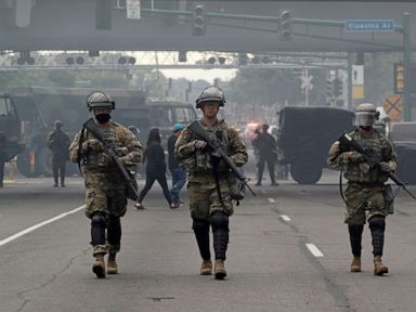 What the National Guard can and can't do in Minneapolis