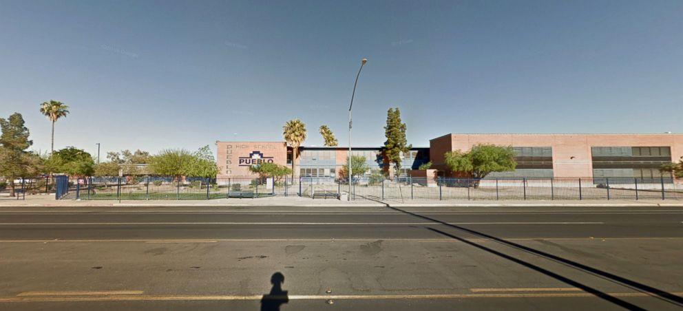 PHOTO: Pueblo High School in Tucson, Arizona