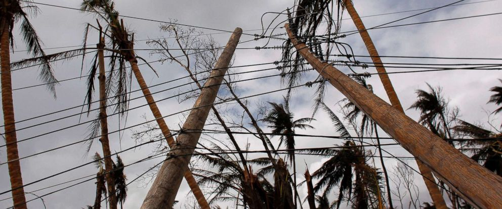 After Hurricane Maria, 95 percent of Puerto Rico still ...