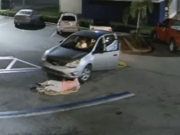 Elderly Florida woman run over by purse thief