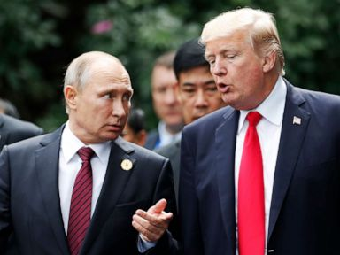 Dems say Russia bounty intel could show Trump-Putin relationship compromised