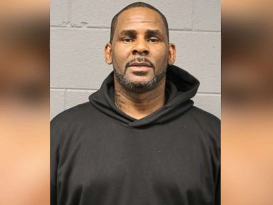 R. Kelly bail set at $1 million for sex abuse charges