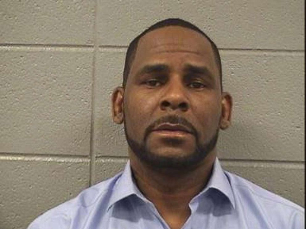 Singer Robert Kelly, known as R. Kelly, is pictured in Chicago, March 6, 2019.