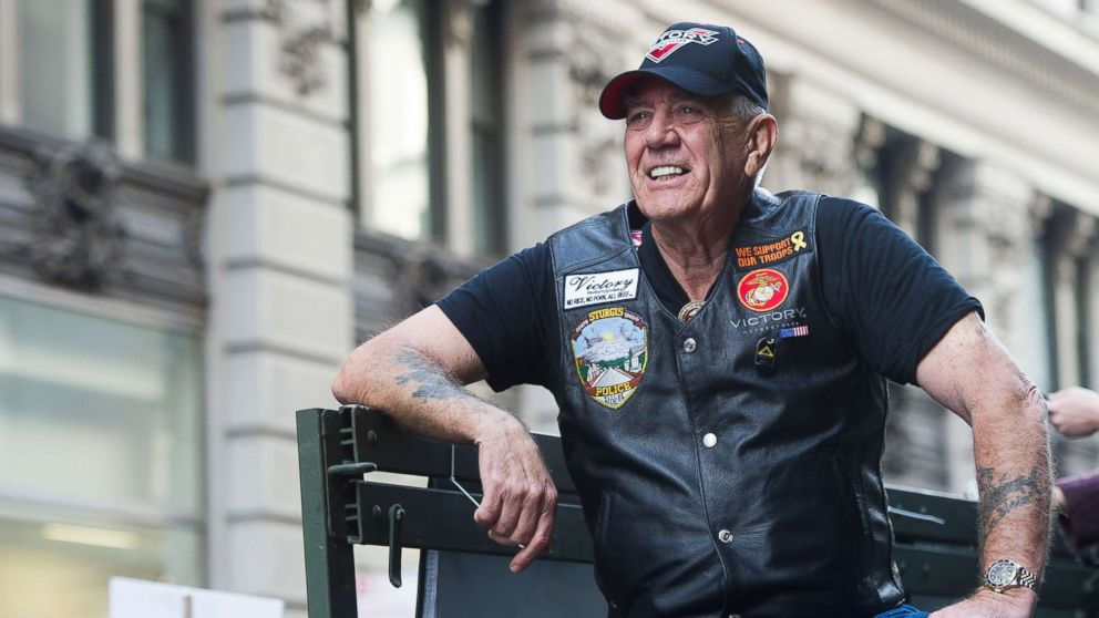 'Full Metal Jacket' sergeant R. Lee Ermey dies at 74