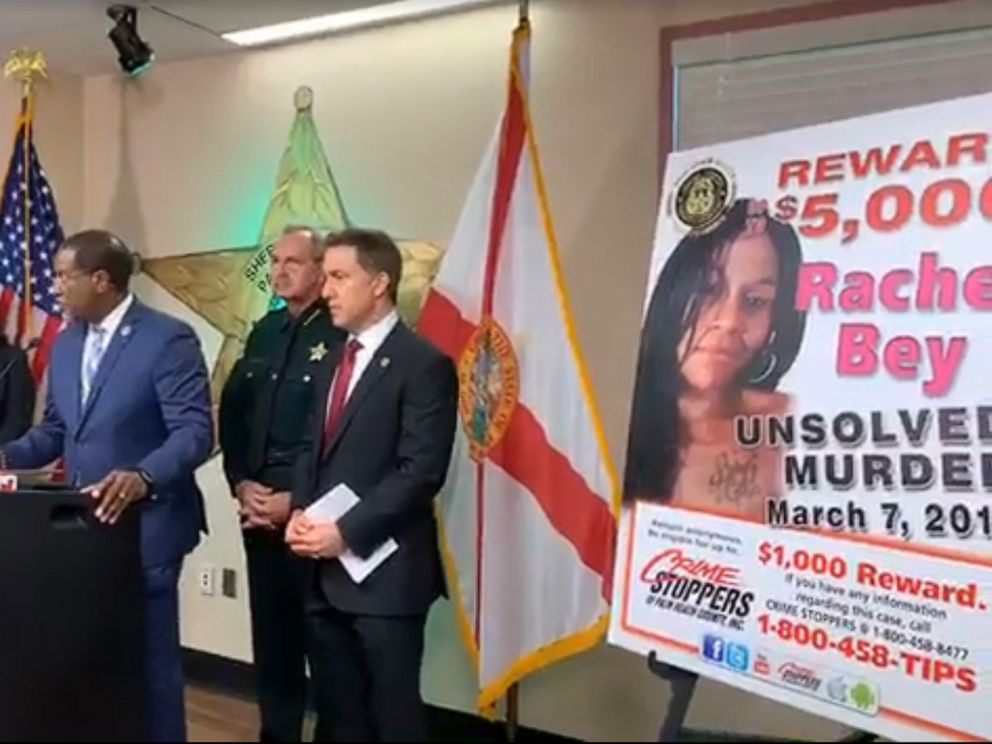 Florida man suspected in serial slayings of 4 women arrested