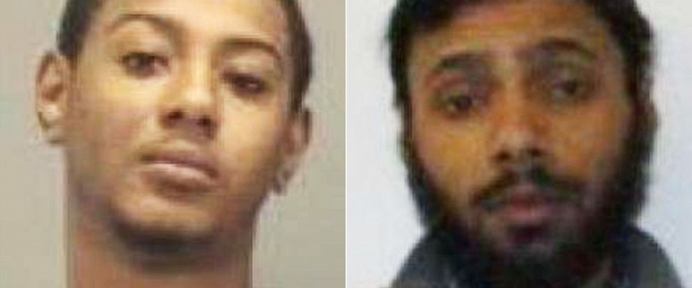 PHOTO: Anthony McCall, left, and Brendan Hurley, are shown in these undated photos.