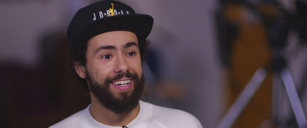 """PHOTO: Ramy Youssef's taking center stage with his own Hulu series """"Ramy"""" and a brand new HBO special."""