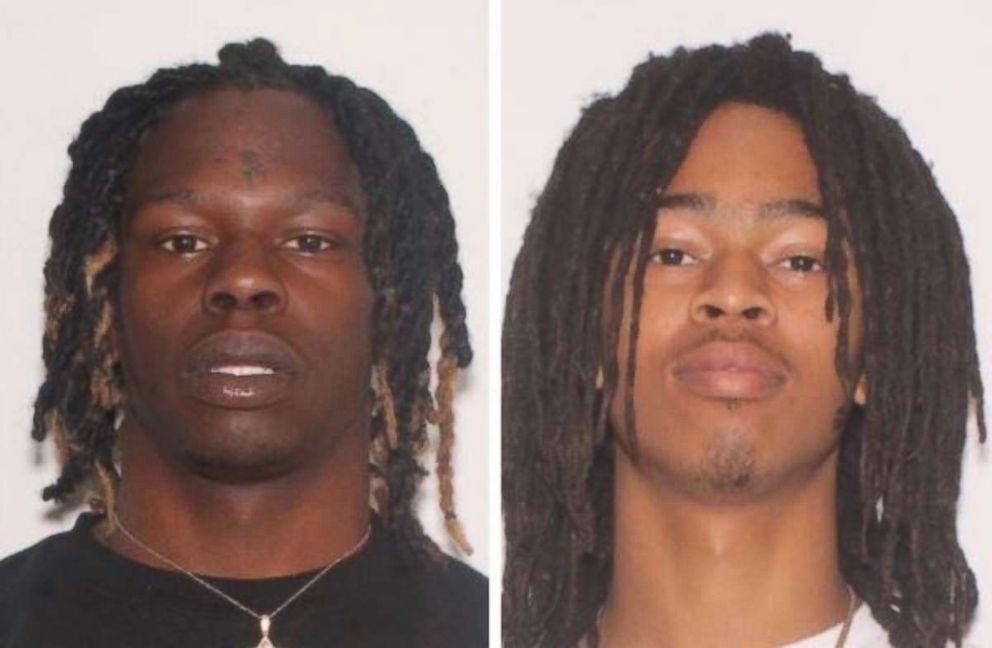 PHOTO: Anthony Williams (left), 21 and Christopher Thomas Jr., 19, were killed in a shooting in South Florida on Oct. 26, 2018. Two fellow rappers have been charged in the murders.