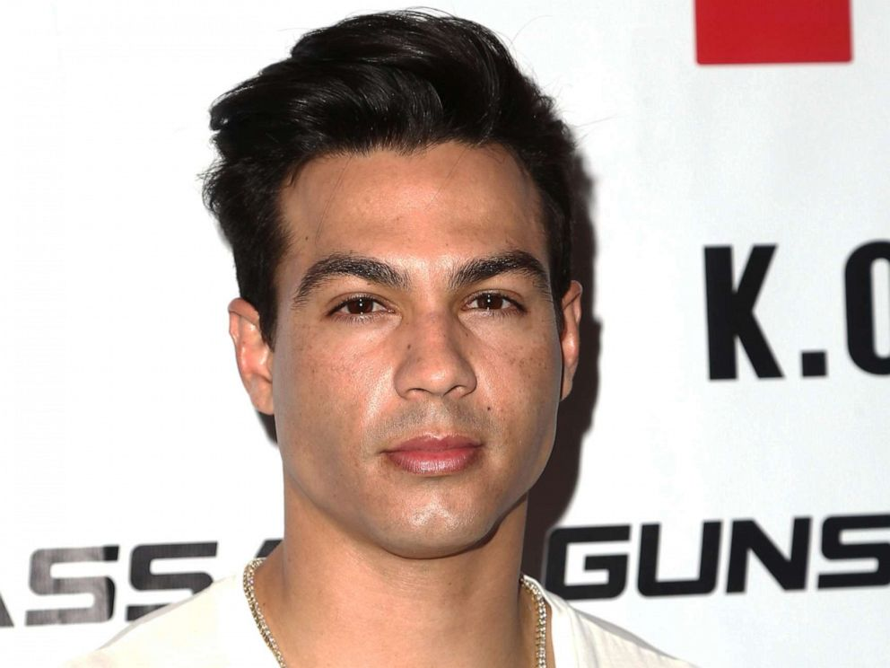 PHOTO: Ray Diaz attends an event on March 31, 2019, in Los Angeles