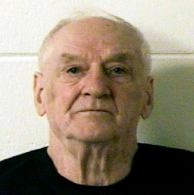 PHOTO: This undated booking photo provided by the Marinette County, Wis., Jail shows Raymand Vannieuwenhoven.