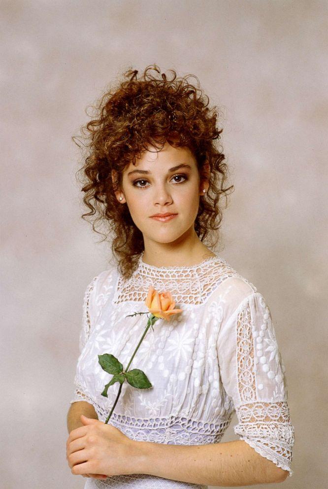 American actress Rebecca Schaeffer.