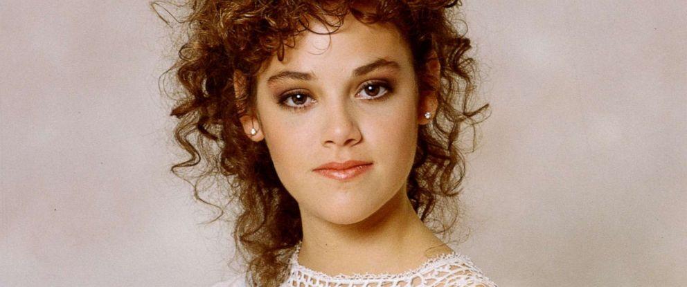 PHOTO: American actress Rebecca Schaeffer.