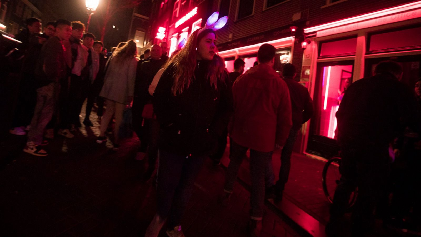 Amsterdam prostitutes red light district Amsterdam Red