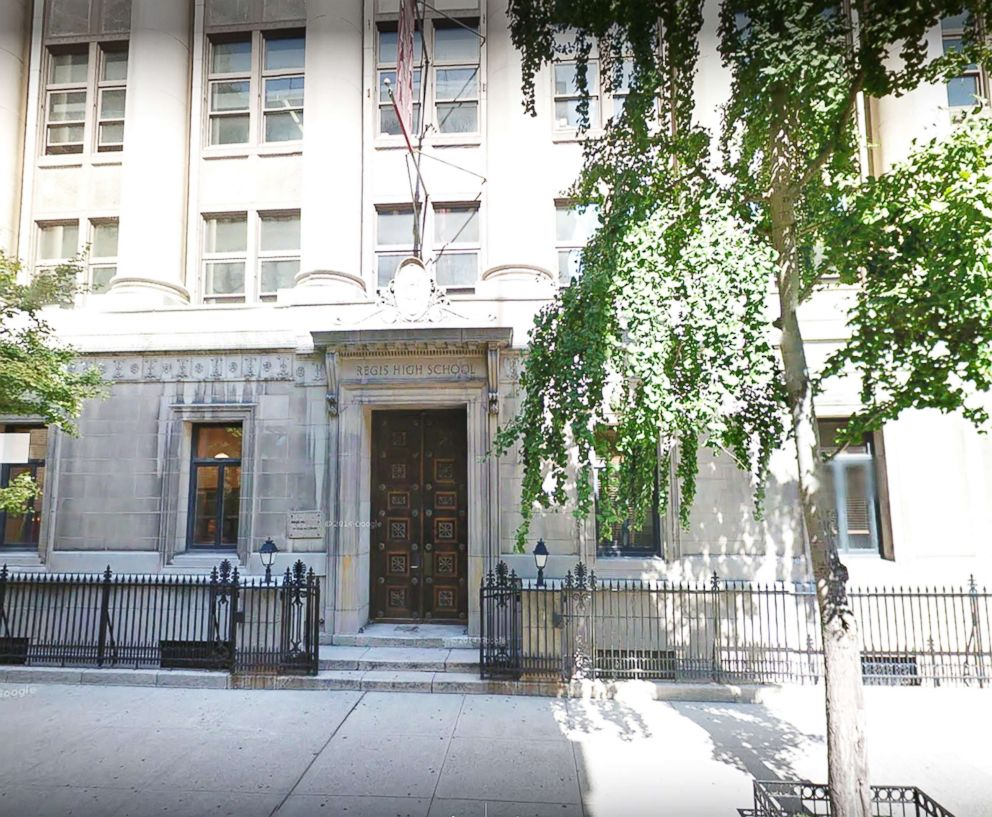 PHOTO: Regis High School in New York is pictured in this undated image from Google.