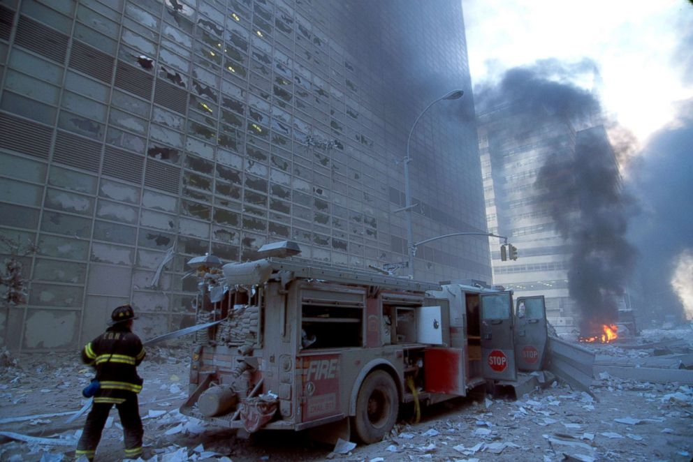 PHOTO: Remembering 9/11 terror attacks