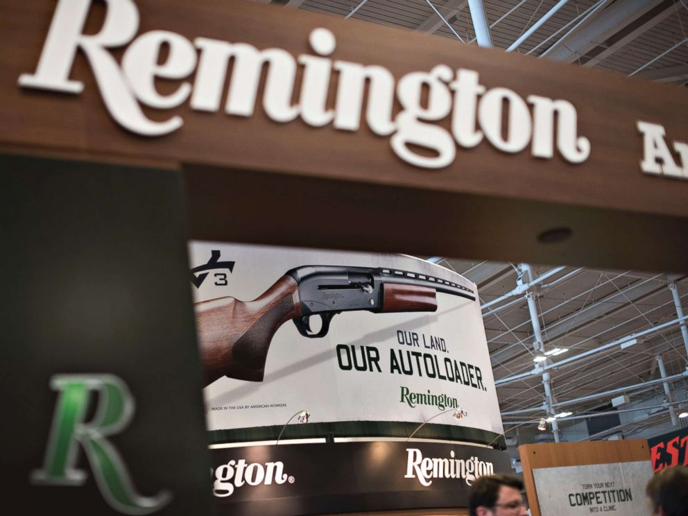 Gun Maker Remington Files for Bankruptcy Protection