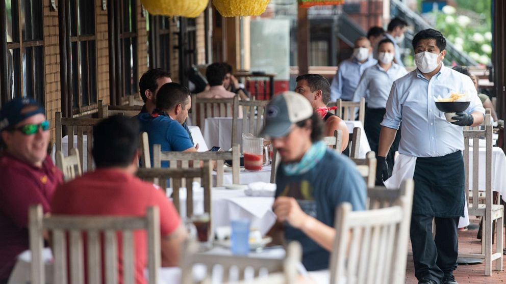 89% of Americans put on masks in public because the coronavirus pandemic persists: POLL thumbnail