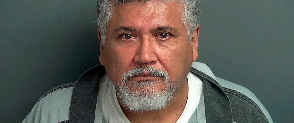 PHOTO: Rev. Manuel La Rosa-Lopez is pictured in an undated booking photo released by the Montgomery County Sheriffs Office.
