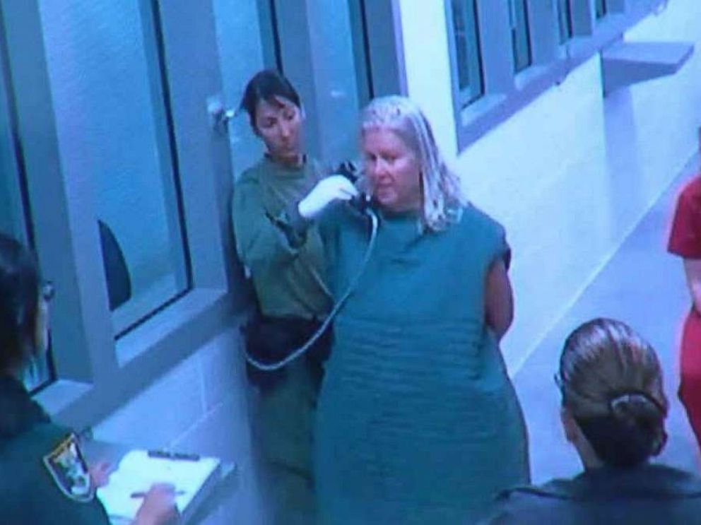 Surveillance video captures Minnesota grandma's arrest after allegedly killing 2