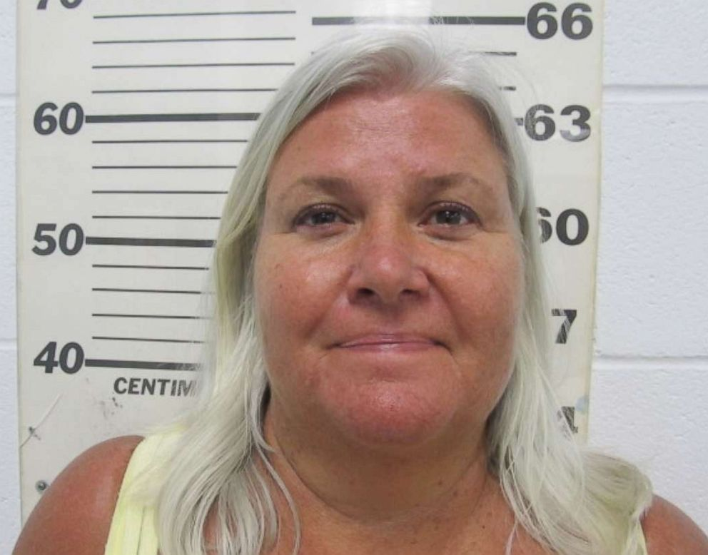 Lois Riess was apprehended near the Texas-Mexico border.
