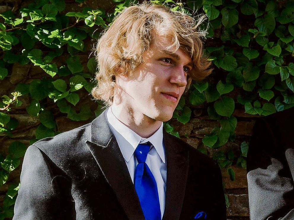 PHOTO: This undated photo provided by Matthew Westmoreland shows Riley Howell.