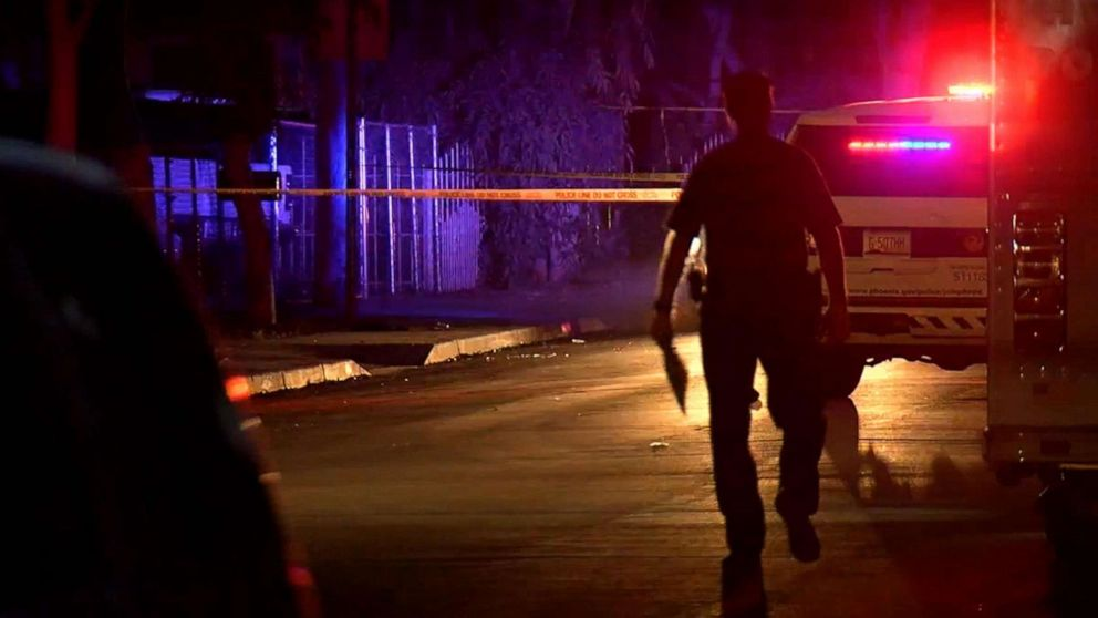 Phoenix Police Make Arrest In Shooting Death Of 10-Year-Old