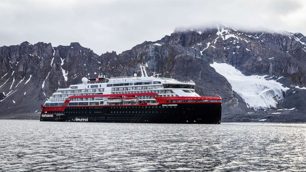 Hybrid-powered cruise ship could be key to lessening greenhouse gas emissions from ocean travel