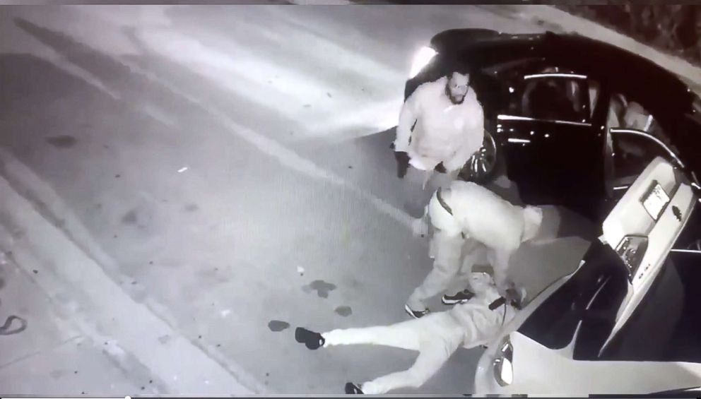 PHOTO: This image is from video released by Miami Police Department relating to an armed robbery that occurred on Dec. 20, 2018.