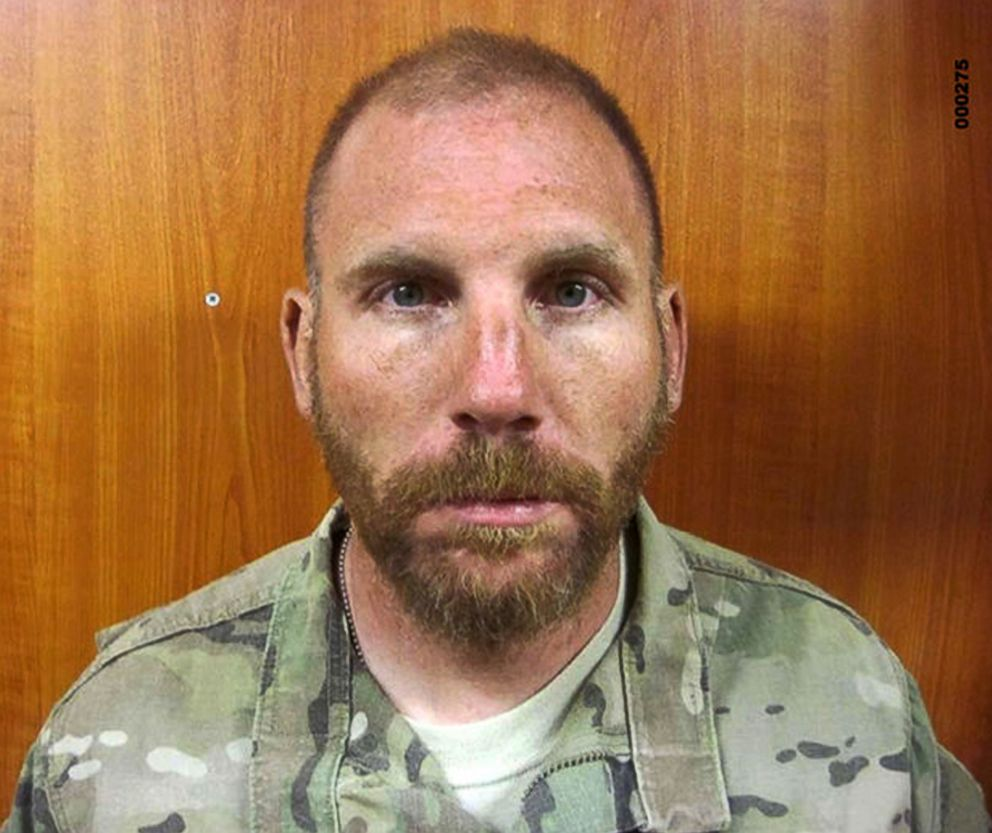 PHOTO: Staff Sergeant Robert Bales is pictured in this March 2012 photo provided by the U.S. Army.