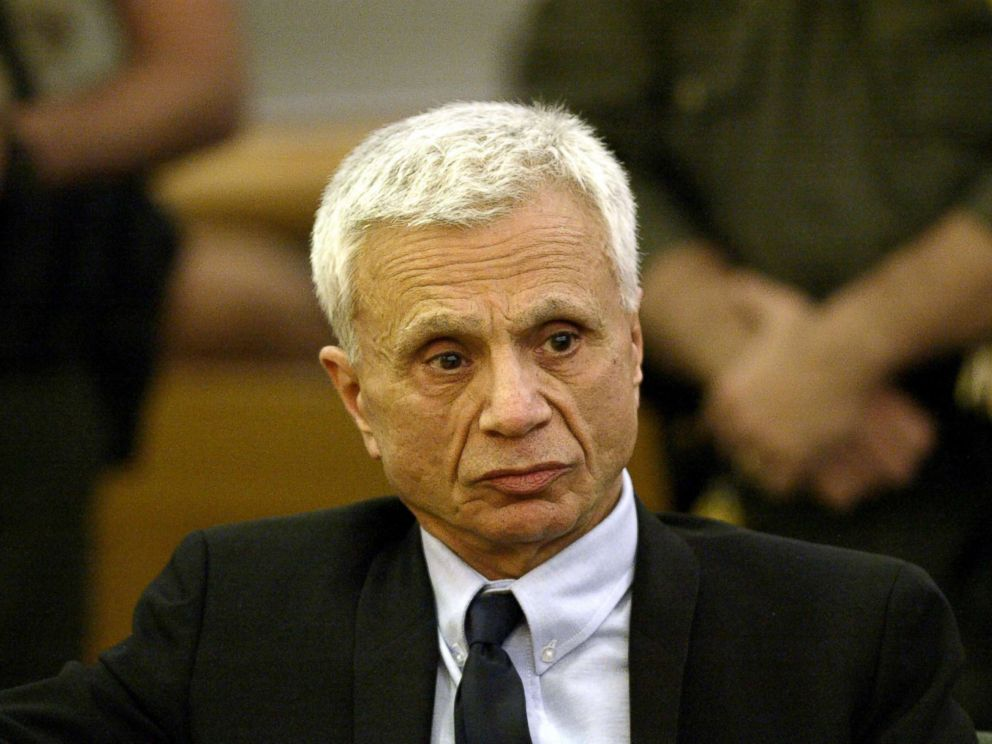 PHOTO: Robert Blake reacts after hearing he was acquited on all counts in his murder trial for the death of his wife Bonny Lee Bakley in Los Angeles, March 16, 2005.