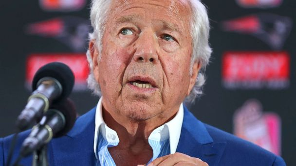 New England Patriots owner Robert Kraft will reject plea deal on solicitation of prostitution charges: Source