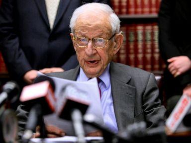 Robert Morgenthau longest-serving Manhattan DA dies at 99