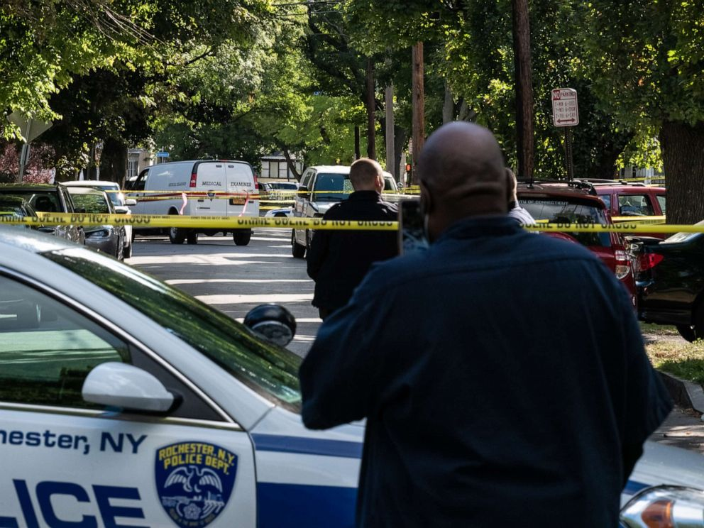 Two People Dead, 14 Wounded in Shooting at Party in Rochester, New York