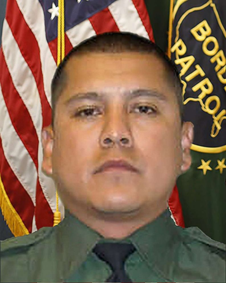 PHOTO: U.S. Border Agent Rogelio Martinez, 36, who died while patrolling in a remote part of west Texas, is shown in this undated photo provided by the Federal Bureau of Investigation (FBI) in El Paso, Texas, Nov. 21, 2017.